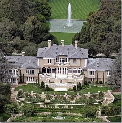 House Beauty on Top 10 Most Beautiful And Amazing Celebrity Homes   Top10sworld Com
