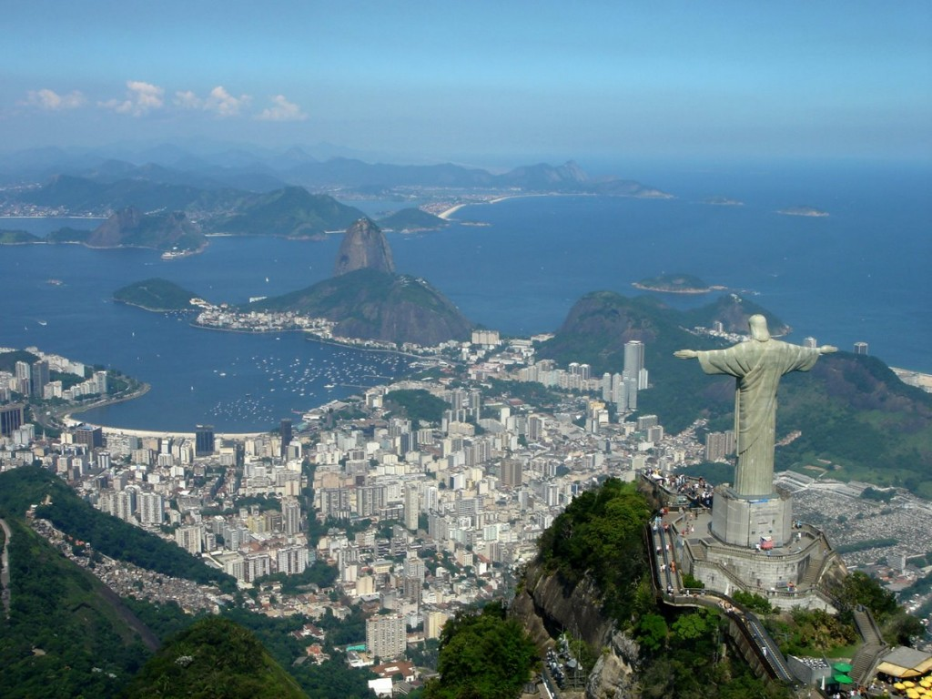 Harbour Of Rio De Janeiro http://www.top10sworld.com/top-10-natural-wonders/