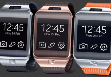 samsung gear 2, samsung smart watch gear 2 features