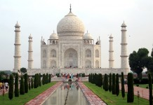 taj mahal, beautiful taj mahal picture