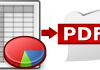 how to convert Except to PDF