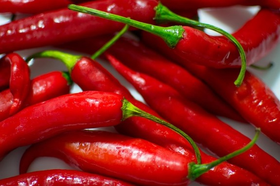pepper, spicy food, red chilli, health benefits