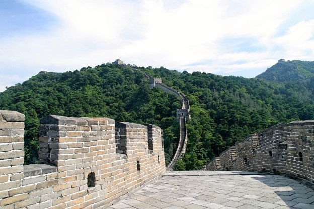 great wall of china, 10 countries Chinese can visit without visa