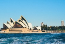 countries Australians can visit without a visa, opera house sydney Australia