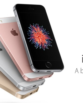 Iphone SE features