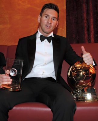 Interesting Facts About Leo Messi
